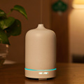 Led Light Ceramic Air Aroma Diffuser Essential Oil