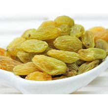 Xinjiang dried  green raisins for sale