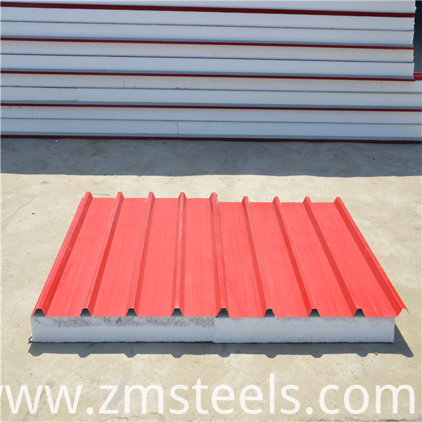 EPS Sandwich Panel inBangladesh