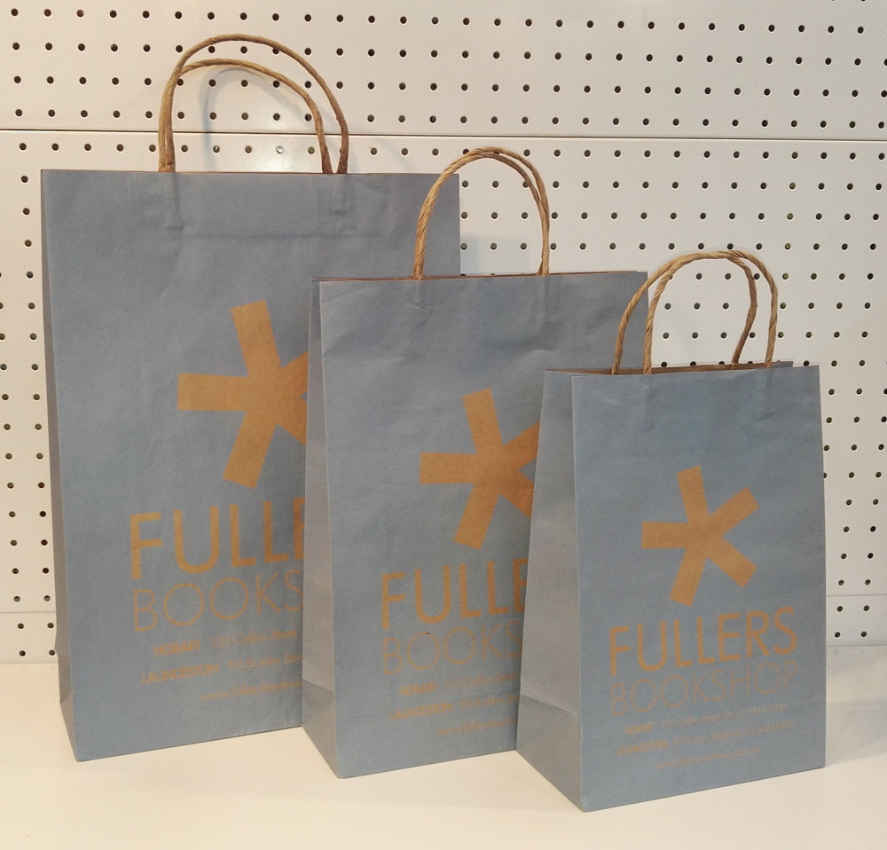 Brown Paper Shopping And Gift Bags