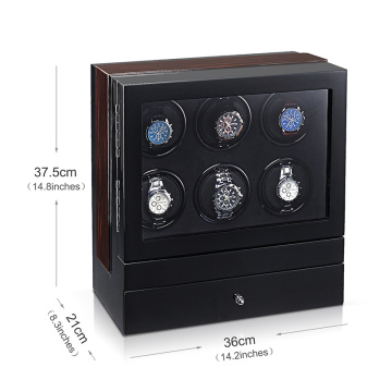 Six Rotor Automatic Watch Winder for Watches