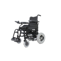 Electric wheelchair accessible shower