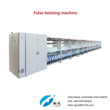 Best Quality for Cable Twisting Machine LX2017 false TFO twister for manmade fiber export to United Kingdom Supplier