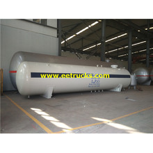 35000 Liters Commercial LPG Aboveground Tanks