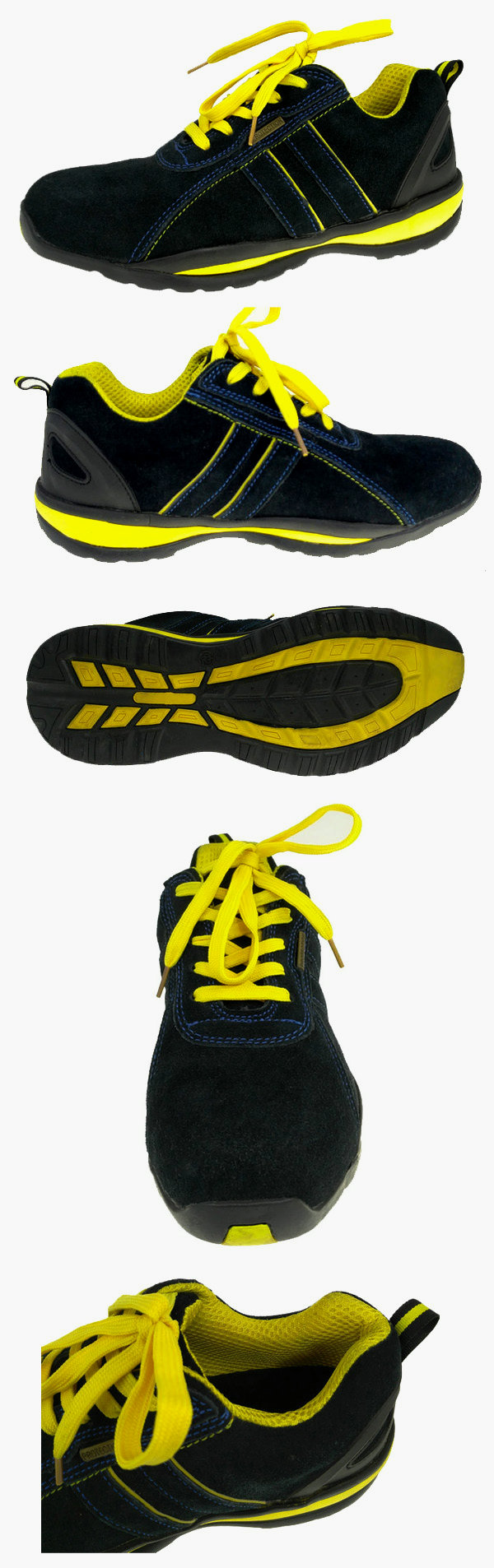 Sport Style Safety Jogger Safety Shoes