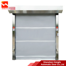 Automatic PVC Roller Shutter Doors For warehouse