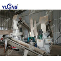 Acacia Wood Pellet Machine Line