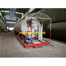 8000 Gallon 30000L Mobile LPG Filling Plants