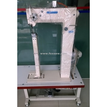 Super High Post bed Triple Feed Lockstitch Machine for Luggage Cases