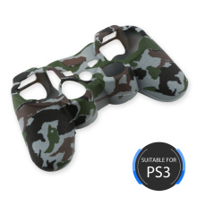 PS3 controller silicone case camo design