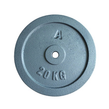 Lowest Price for Olympic Weight Plates Factory Price Cast Iron Weight Plate supply to India Supplier