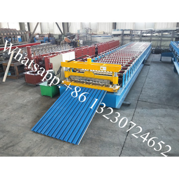 Sliding Garage Door Rolling Shutter Forming Machine