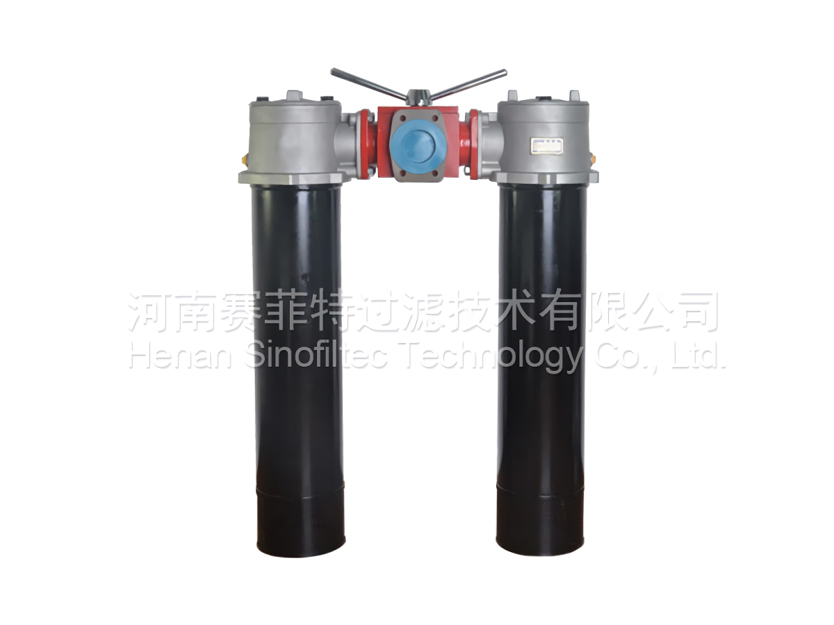 SRFB Duplex Tank Mounted Return Filter Series (3)