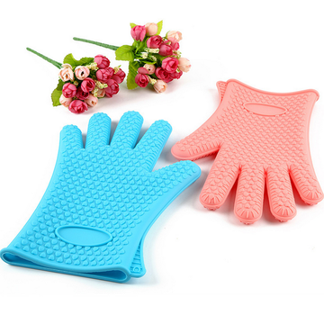 Best Price for for Cute Oven Mitts Food grade silicone cooking gloves silicone bbq gloves supply to Pitcairn Exporter