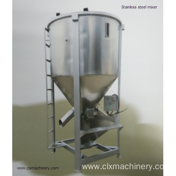Plastic Film Stainless Steel Mixer