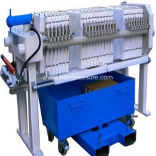Hydraulic Plate Frame Filter Press