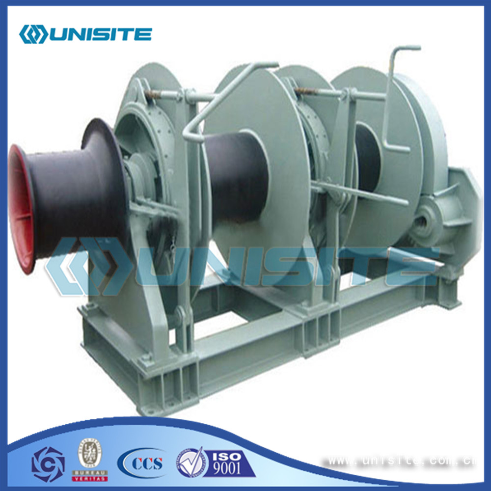 Anchor Mooring Winches