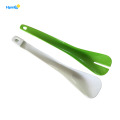 Plastic Salad Server Spoon and Fork Set