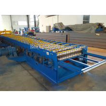 Goods high definition for Double Layer Floor Deck Roll Forming Machines Metal Steel Floor Decking Roof Roll Forming Machine supply to Albania Importers