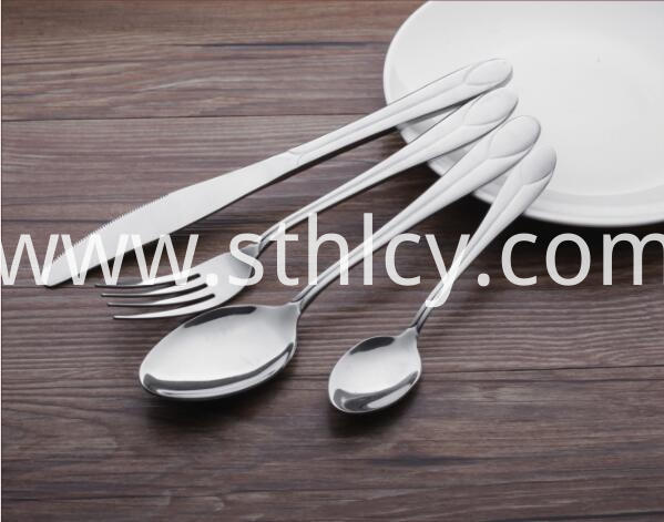 Stainless Steel Flatware Sets