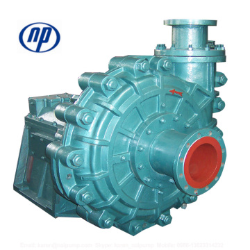 Metallurgical ZJG slurry pumps with electric motor