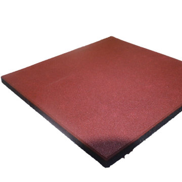 Outdoor anti-slip waterproof playground rubber flooring