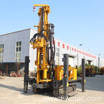 XCMG Brand 300 Meter DTH Hammer Drilling Rig