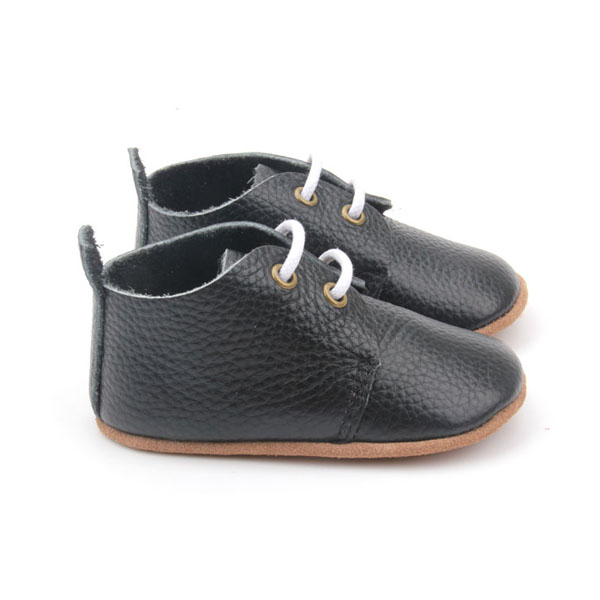Our Factory Accepts Small Moq For Leather Baby Moccasins