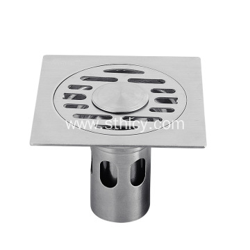 Deep-water Sealed Thickened Stainless Steel Floor Drain