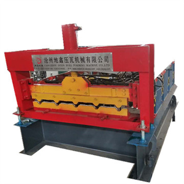 Building used Hydraulic Arc Bed Machine