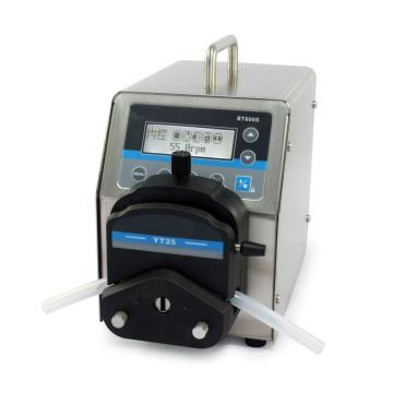 precise 2900ml/min speed control liquid peristaltic pump