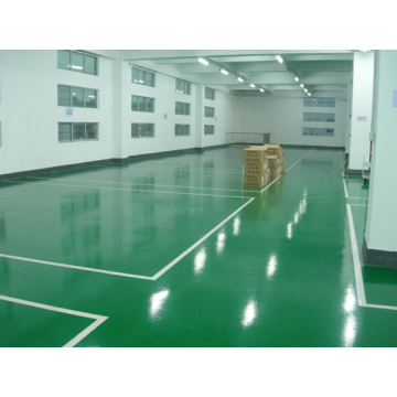 Food factory floor paint epoxy resin floor