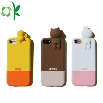 High Quality Practical Low Price Silicone Phone Case