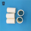 96% 99% alumina ceramic tube pipe customized
