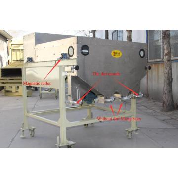 beans maize  seed magnetic separator machinery