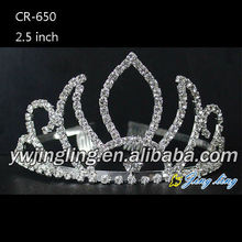 New Fashion Crystal Tiaras