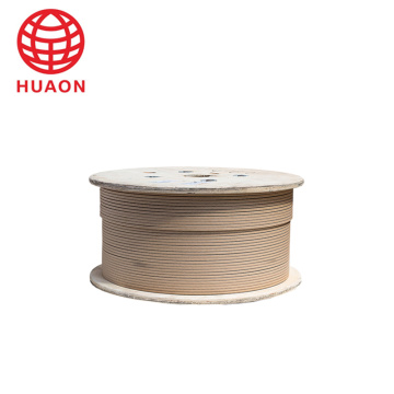 Comfortable paper cover wire for furniture