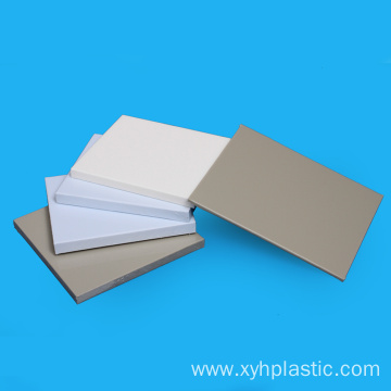 Best Quality for ABS Engraving Sheet 3mm White ABS Sheets For Food industry parts export to South Korea Factories