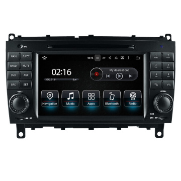 Benz 7inch Touch Navigation System жүйесі