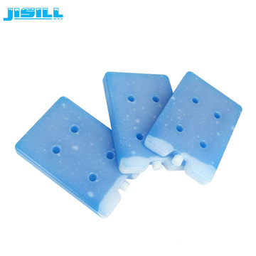 Reusable Gel Ice Freezer Pack With Phase Change Material