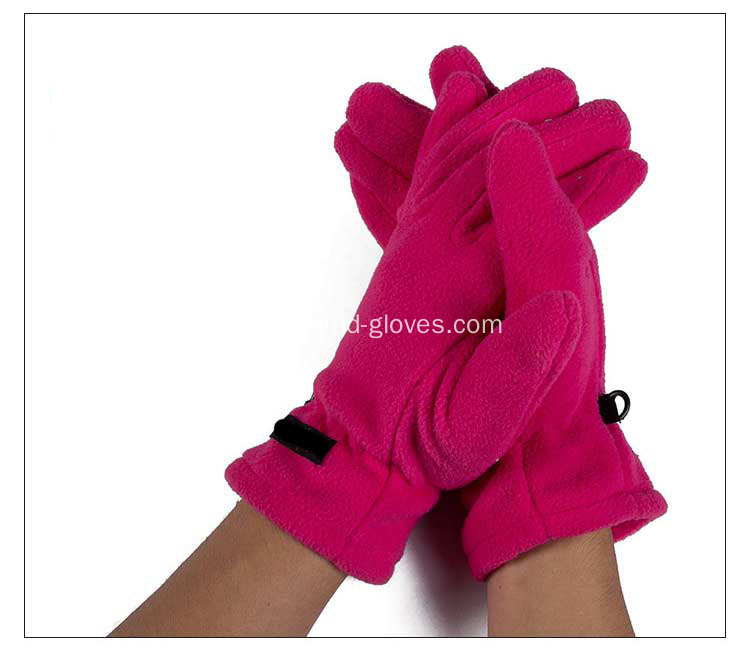 Thinsulate Fleece Outdoor Gloves