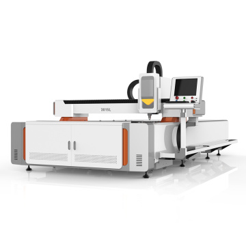 XL3015 CNC Fiber Laser Machine