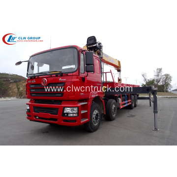 2019 Shacman F3000 16Tons Best Truck Mounted Crane