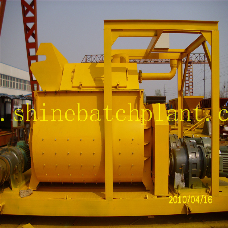 JS 1000 Industrial Cement Mixer