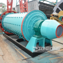 High Efficiency Dry Grinding Ball Mill