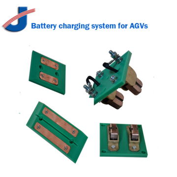 2-phase Battery Charging System Battery Charging Contacts