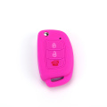 Silicone hyundai i20 flip key shell replacement cover