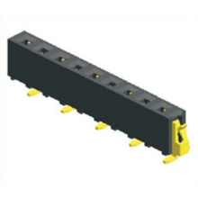 2.54mm FEMALE HEADER SINGLE ROW SMT TYPE