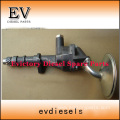 TOYOTA 1Z 2Z 2J water pump oil pump
