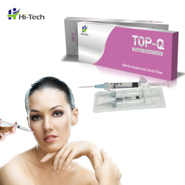 Buy hyaluronic acid injections 2ml TOP-Q Dermal Filler for Lip Augmentation